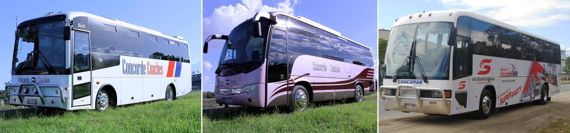 Bus and Coach Hire Brisbane