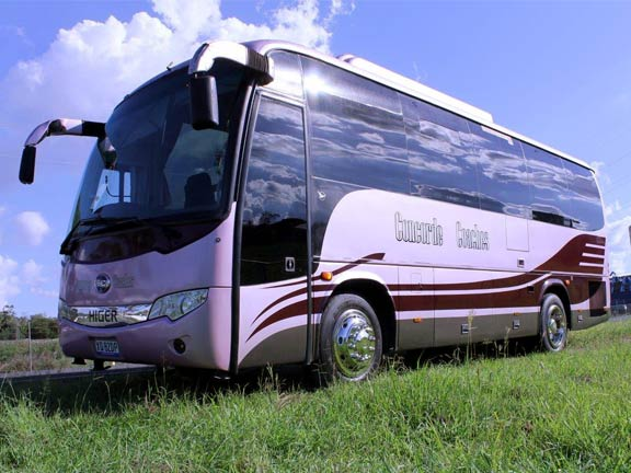 Bus and Coach Hire Services Brisbane Ipswich Logan